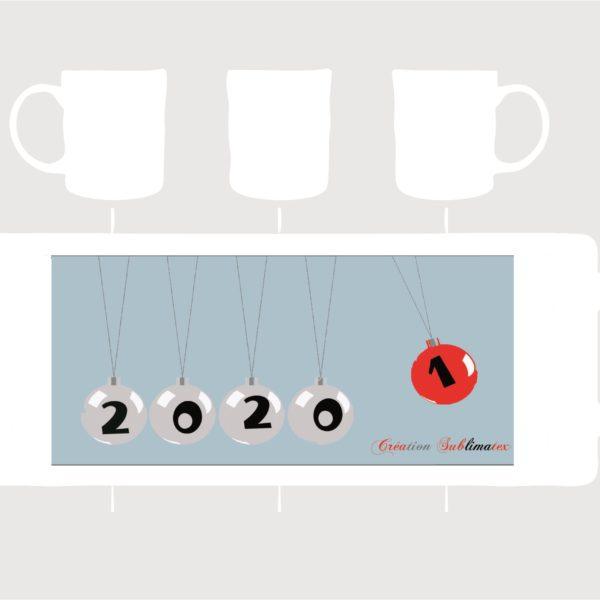 mug boulier passage d'année 2020/2021