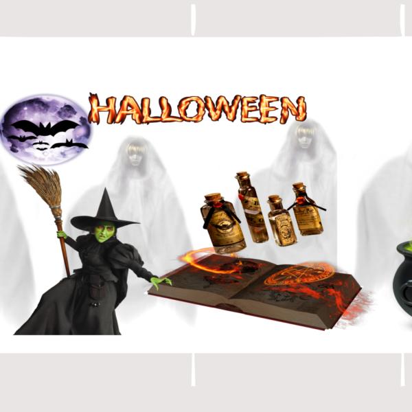 mug sortillège pour halloween
